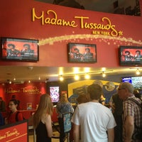 Photo taken at Madame Tussauds New York by oro on 6/3/2013