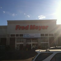 Photo taken at Fred Meyer by Rick on 10/4/2012