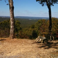 Photo taken at Peavine Falls Overlook by Marty M. on 11/1/2014