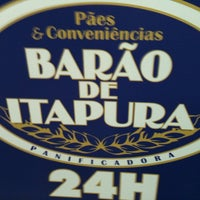Photo taken at Panificadora Barão de Itapura by Miguel on 11/10/2012