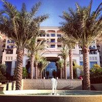 Photo taken at The St. Regis Saadiyat Island Resort by Fahad J. on 3/28/2013