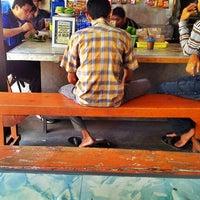 Photo taken at Warkop Keputih Gang III by Reza R. on 10/29/2012
