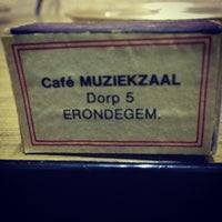 Photo taken at Café Muziekzaal by Jeroen C. on 6/15/2013