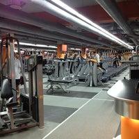 Photo taken at Zebra Fitness by Maxim S. on 9/21/2013