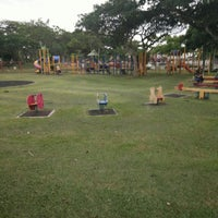 Photo taken at Setia Indah Recreation Park by Nurul A. on 1/19/2016