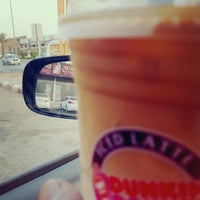 Photo taken at Dunkin' Donuts by Mansour on 9/6/2016