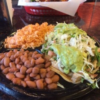 Photo taken at Los Tacos by Brandon L. on 2/2/2014