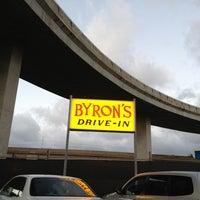 Photo taken at Byron's Drive-In by Chelseymango on 3/1/2013
