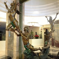 Photo taken at Marquis Reforma Hotel & Spa by Oleg A. on 11/20/2012