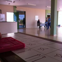 Photo taken at Escola Superior de Ciências da Saúde (ESCS) by Regina on 2/4/2013