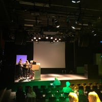 Photo taken at Gigant Podium & Filmtheater by Jeroen R. on 4/11/2016