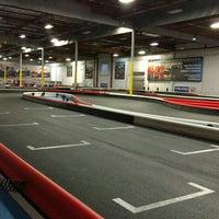 Photo taken at K1 Speed Irvine by Chris B. on 1/7/2016