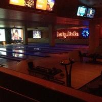 Photo taken at Lucky Strike Phoenix by Jeff on 1/18/2013