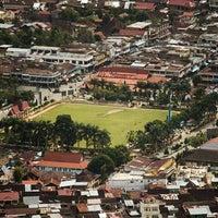 Photo taken at Lapangan Merdeka by Hendra H. on 11/6/2013