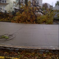 Photo taken at 87th Street & 91st Street by Danny T. on 10/30/2012