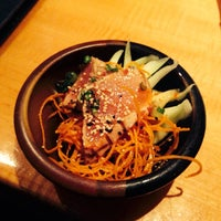 Photo taken at Bluefin Sushi & Thai Grill by John Paul G. on 6/12/2013