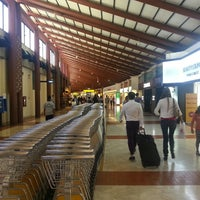 Photo taken at Soekarno-Hatta International Airport (CGK) by Kenny K. on 8/26/2013