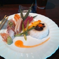 Photo taken at Red Ginger Sushi & Hibachi by Christine S. on 6/7/2013