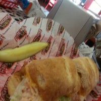 Photo taken at Firehouse Subs by Tracy M. on 11/2/2012