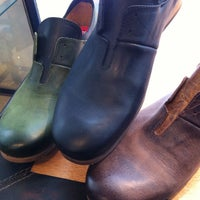 Photo taken at John Fluevog Shoes by David W. on 1/12/2013