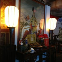 Photo taken at Old Beijing 老北京 by Shelley K. on 4/7/2013