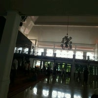 Photo taken at Masjid Imam Bonjol by pambudi on 10/16/2016