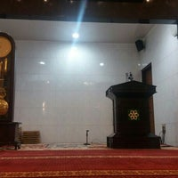 Photo taken at Masjid Imam Bonjol by pambudi on 2/2/2016
