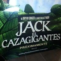 Photo taken at Cinemark San Pedro by Nano T. on 3/28/2013