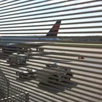 Photo taken at RDU - Terminal 2 by Jinni K. on 8/30/2013