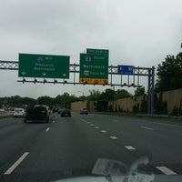 Photo taken at I-695 / I-83 / MD 25 interchange by James W. on 5/29/2014