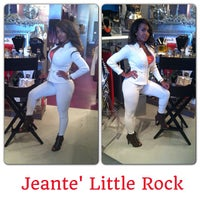 Photo taken at Jeante by Arnessa B. on 10/23/2013