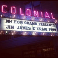 Photo taken at The Colonial Theatre by Greg W. on 10/2/2012