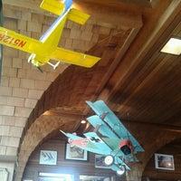 Photo taken at Aviators Restaurant by Gavi M. on 5/7/2014