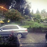 Photo taken at Selabintana Resort Hotel Sukabumi by Dipo G. on 2/8/2016