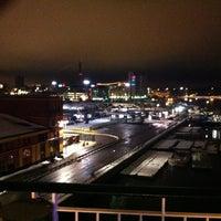 Photo taken at Frihamnsterminalen   Tallink - S:t Peter Line by Zuzanna on 12/29/2012