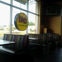 Photo taken at Moe's Southwest Grill by Gladys P. on 10/12/2012