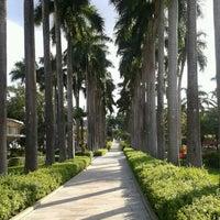 Photo taken at Praia Clube by DjMuffa M. on 6/13/2013
