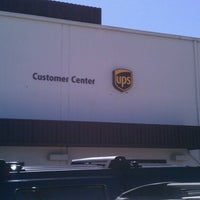 Photo taken at UPS Package Distribution Center by Dj Gilbert R on 4/19/2013