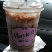 Photo taken at Marylou's Coffee by Robin S. on 1/13/2013