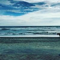 Photo taken at Pantai Panjang (Long Beach) by puput a. on 9/15/2016