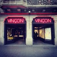 Photo taken at Vinçon by Carlos P. on 4/13/2013