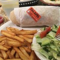 Photo taken at Lebanese Taverna Café by Kathy J. on 1/12/2016