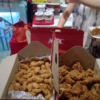 Photo taken at KFC by Russell N. on 1/18/2014