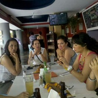 Photo taken at La Sirena by Ainee T. on 4/27/2012