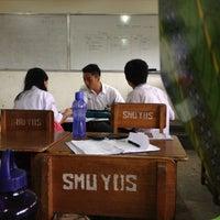 Photo taken at SMAK Yos Sudarso Batam by Sofyana G. on 9/5/2013