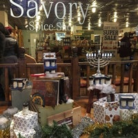 Photo taken at Savory Spice Shop by BB on 12/17/2016