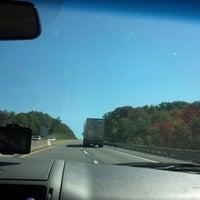 Photo taken at Pennsylvania Turnpike - NE Extenstion by Stephanie D. on 9/25/2012