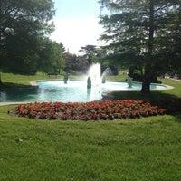 Photo taken at Saint Louis University by Jonathan E. on 6/4/2013