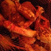 Photo taken at Joe's Crab Shack by Jenn on 5/19/2013
