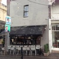 Photo taken at Gusto Deli Cafe by Scott on 10/21/2012